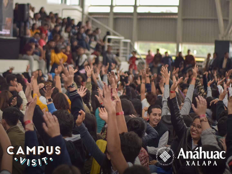 12 / 104 - Campus Visit 2018