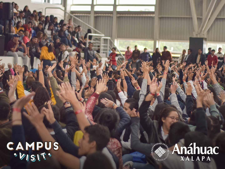 14 / 104 - Campus Visit 2018