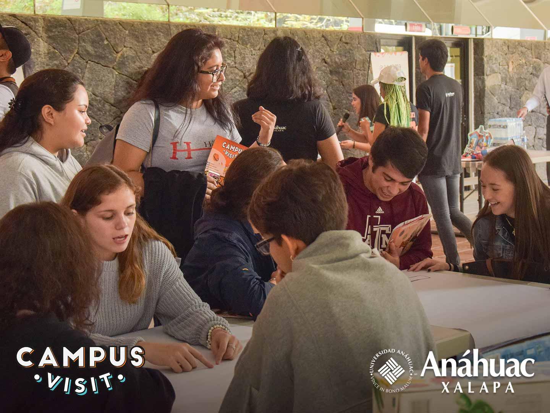 22 / 104 - Campus Visit 2018