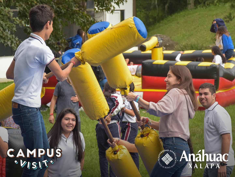 30 / 104 - Campus Visit 2018