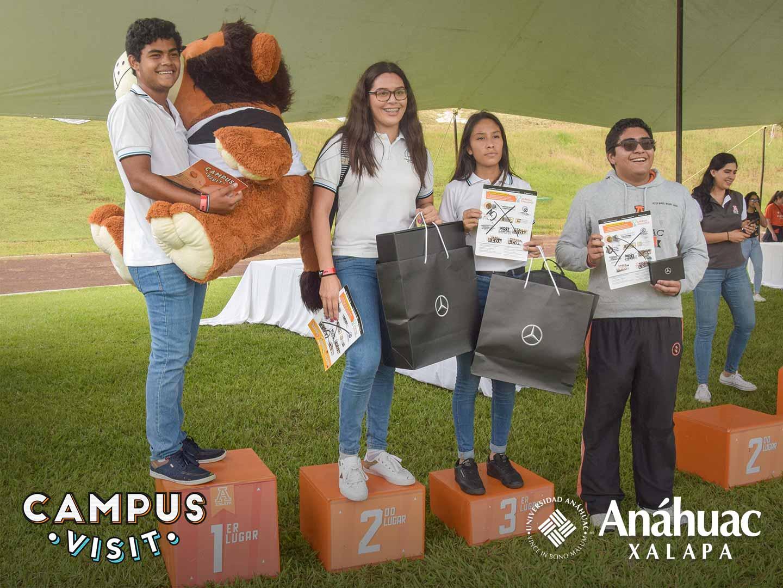 33 / 104 - Campus Visit 2018