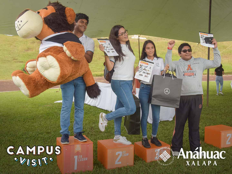 34 / 104 - Campus Visit 2018