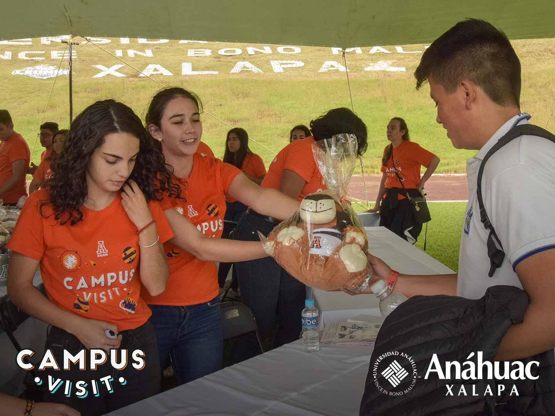 37 / 104 - Campus Visit 2018