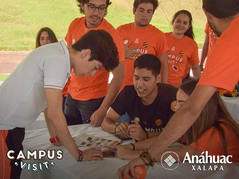 38 / 104 - Campus Visit 2018