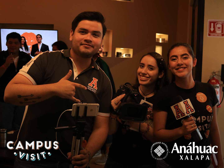 40 / 104 - Campus Visit 2018