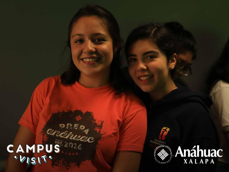 42 / 104 - Campus Visit 2018