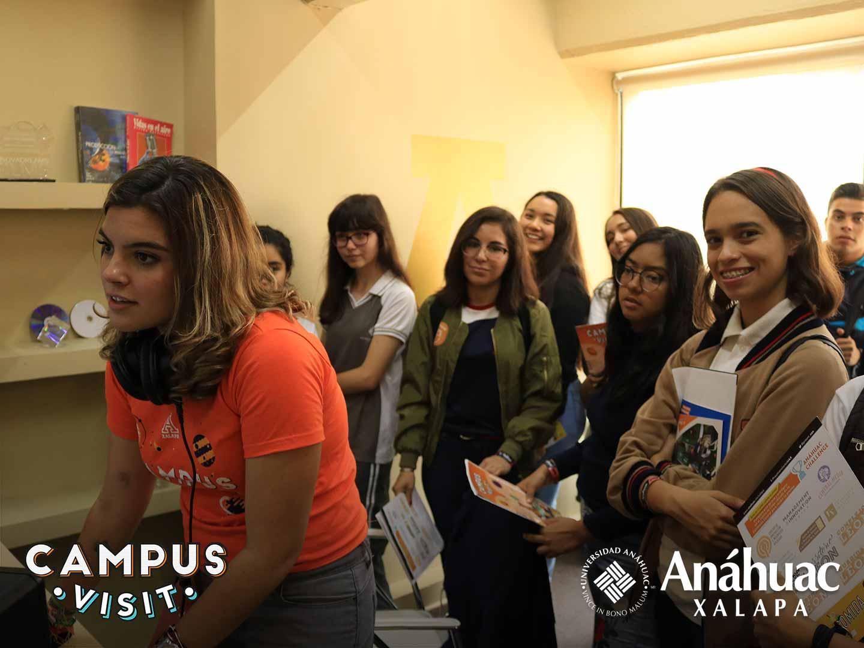 44 / 104 - Campus Visit 2018