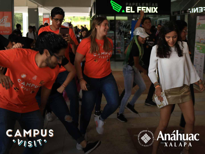 46 / 104 - Campus Visit 2018