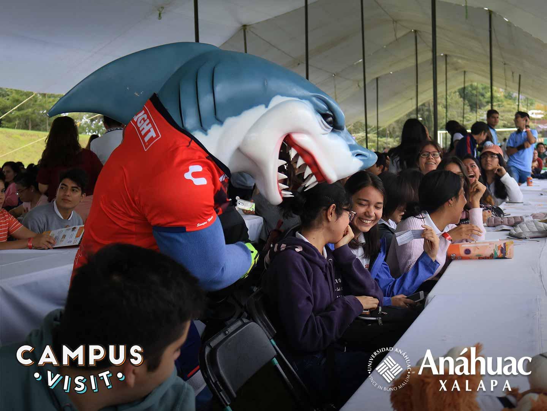 60 / 104 - Campus Visit 2018