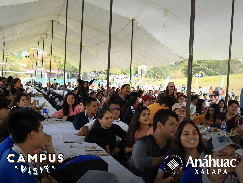 61 / 104 - Campus Visit 2018