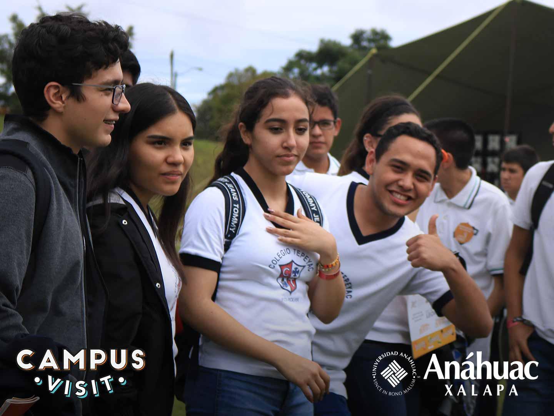 63 / 104 - Campus Visit 2018