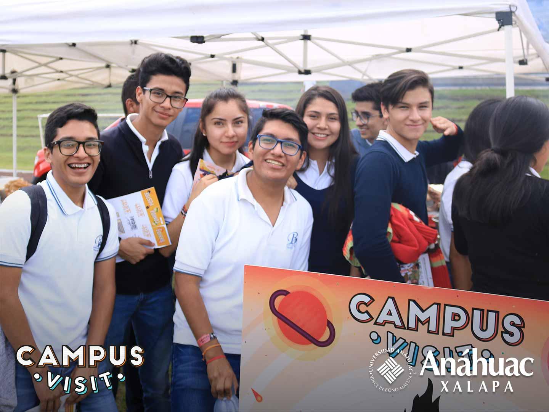 69 / 104 - Campus Visit 2018