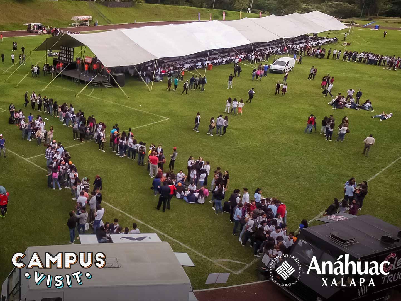 72 / 104 - Campus Visit 2018