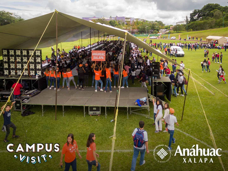 73 / 104 - Campus Visit 2018
