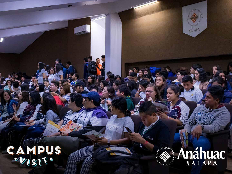 77 / 104 - Campus Visit 2018