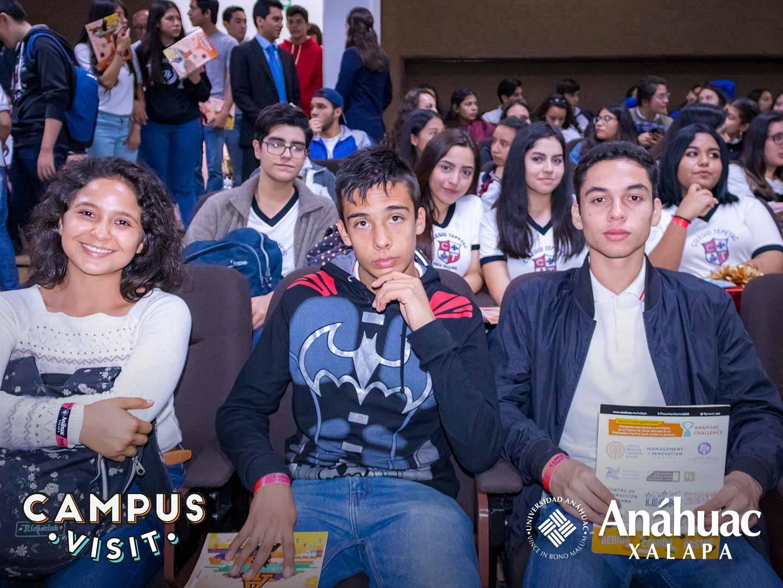 78 / 104 - Campus Visit 2018