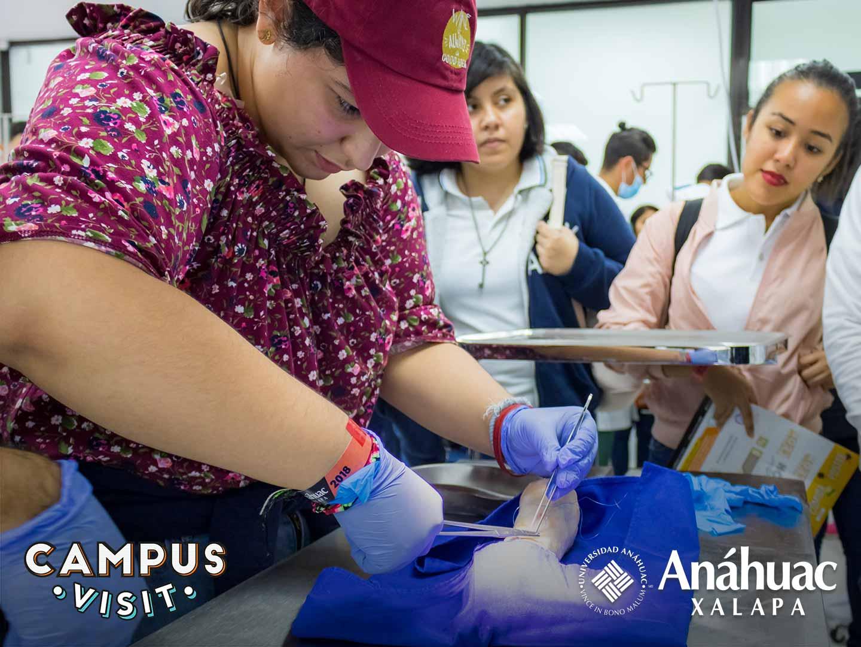 80 / 104 - Campus Visit 2018