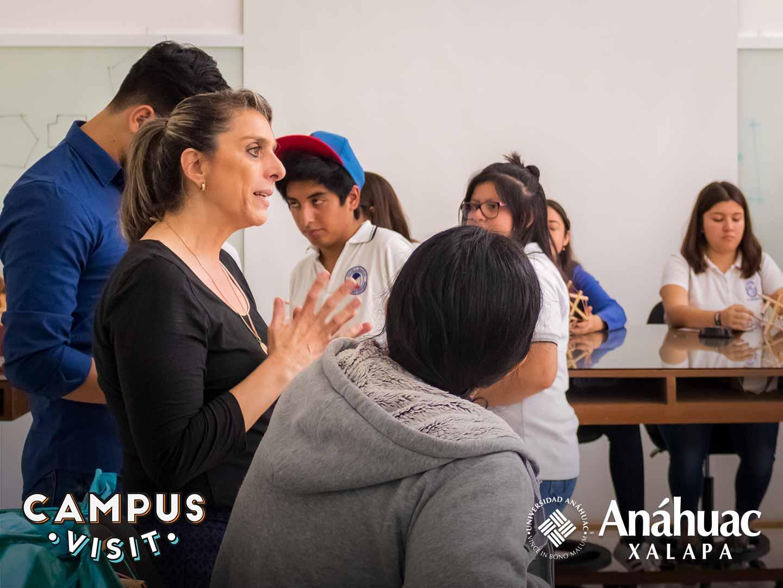 85 / 104 - Campus Visit 2018