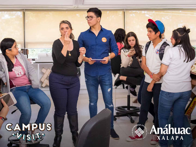 86 / 104 - Campus Visit 2018