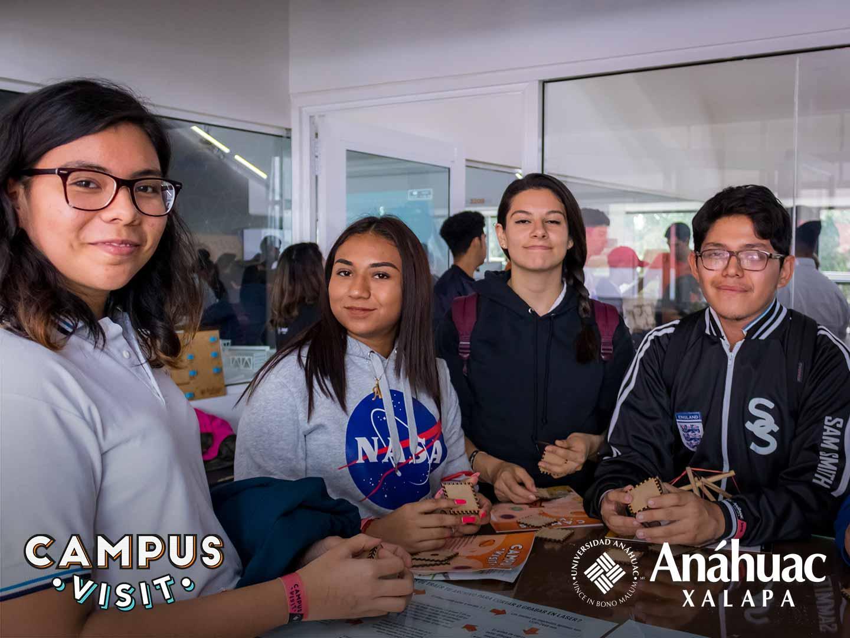 88 / 104 - Campus Visit 2018