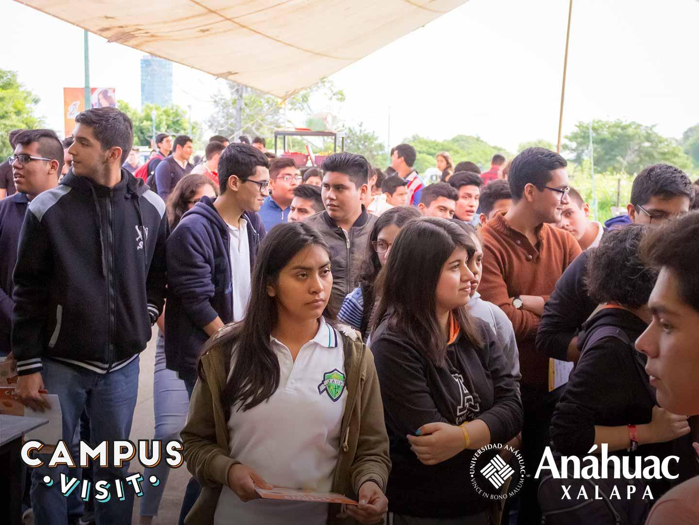 94 / 104 - Campus Visit 2018