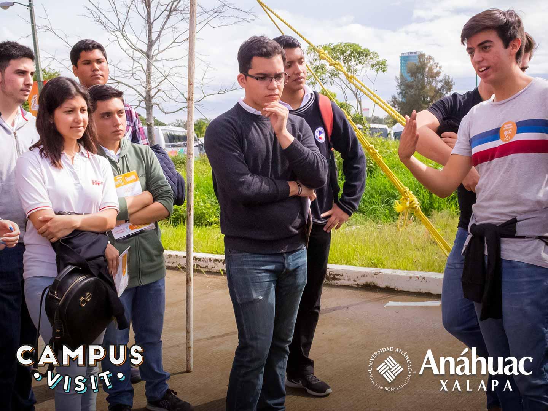 98 / 104 - Campus Visit 2018