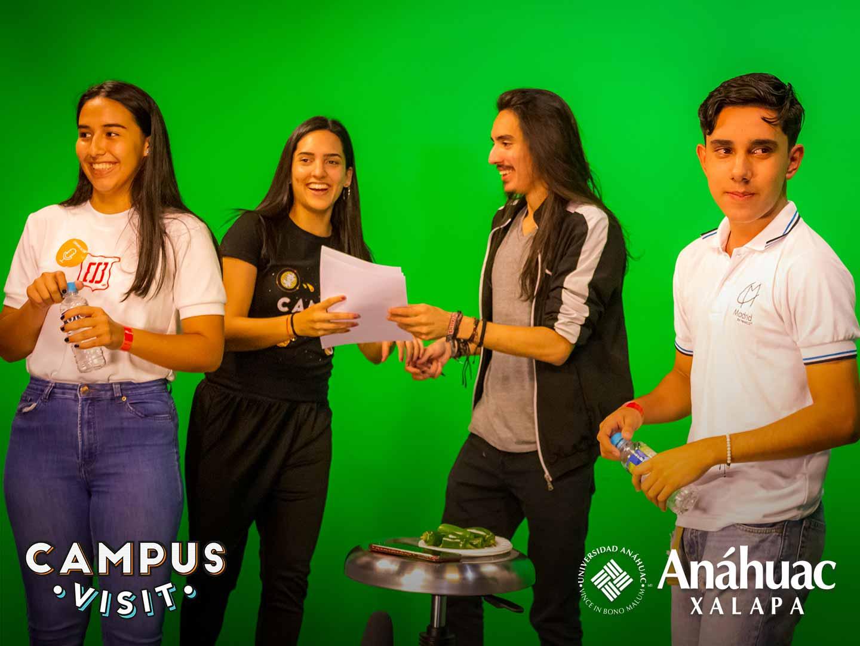 102 / 104 - Campus Visit 2018