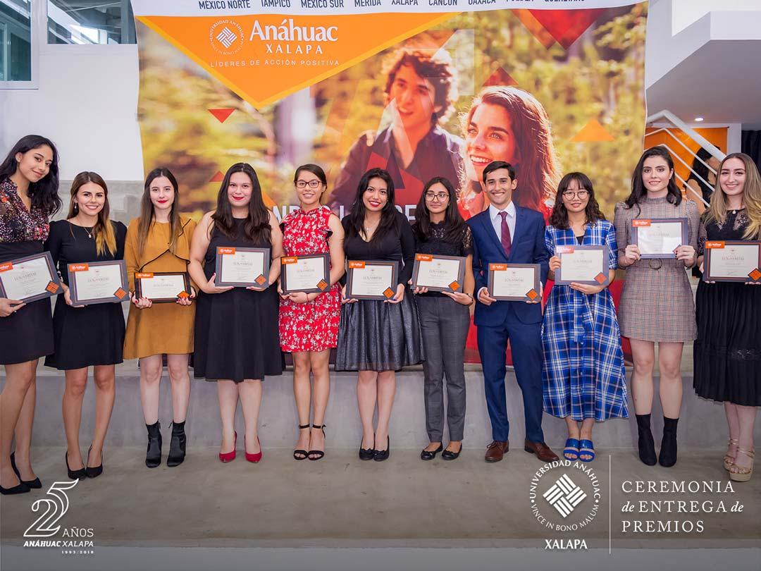 1 / 59 - Entrega de Premios Lux et Veritas y Ser Anáhuac