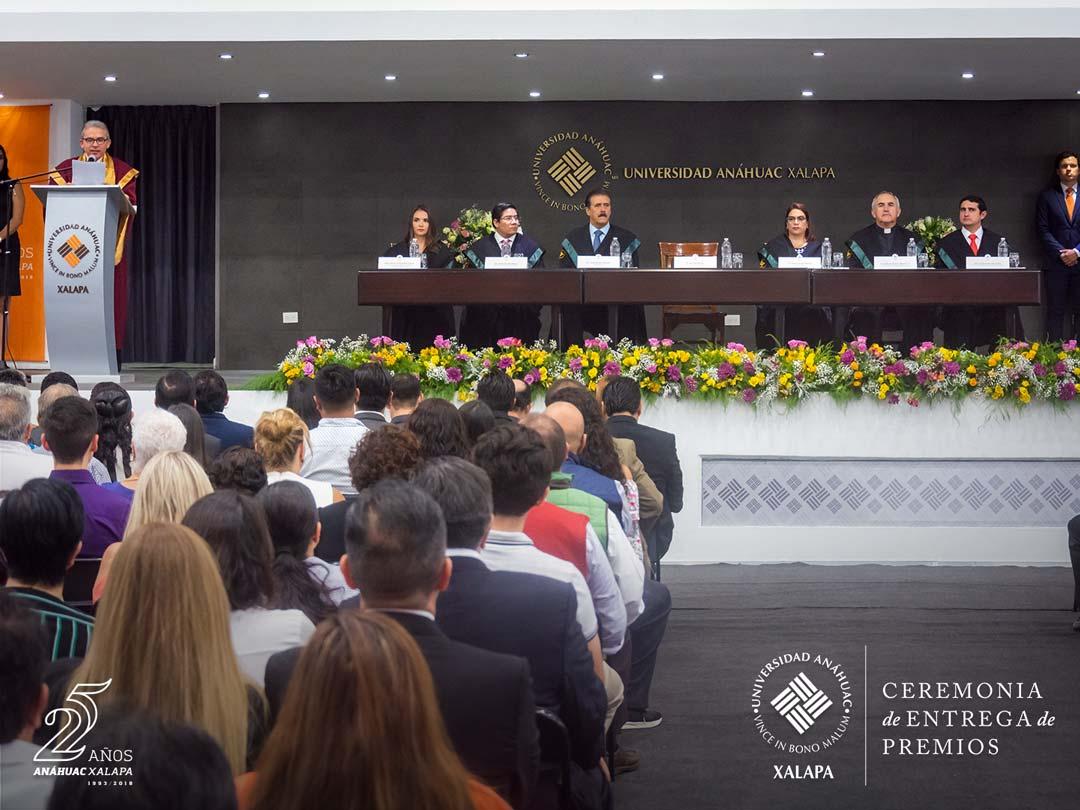 13 / 59 - Entrega de Premios Lux et Veritas y Ser Anáhuac