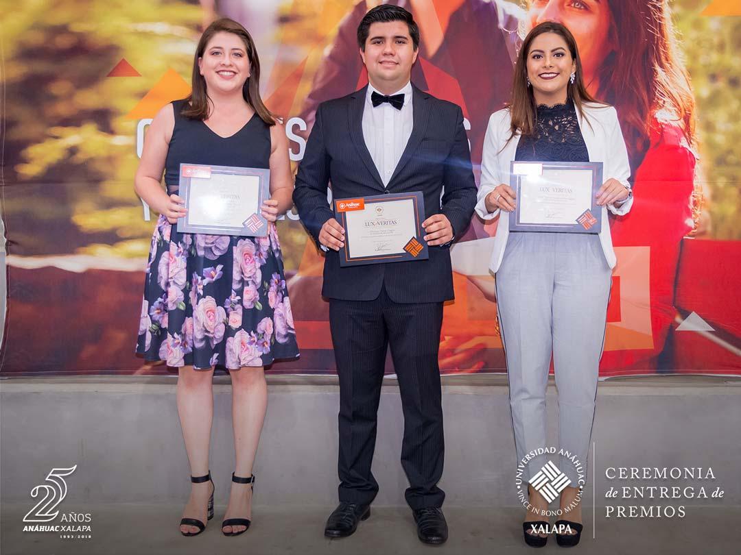 31 / 59 - Entrega de Premios Lux et Veritas y Ser Anáhuac