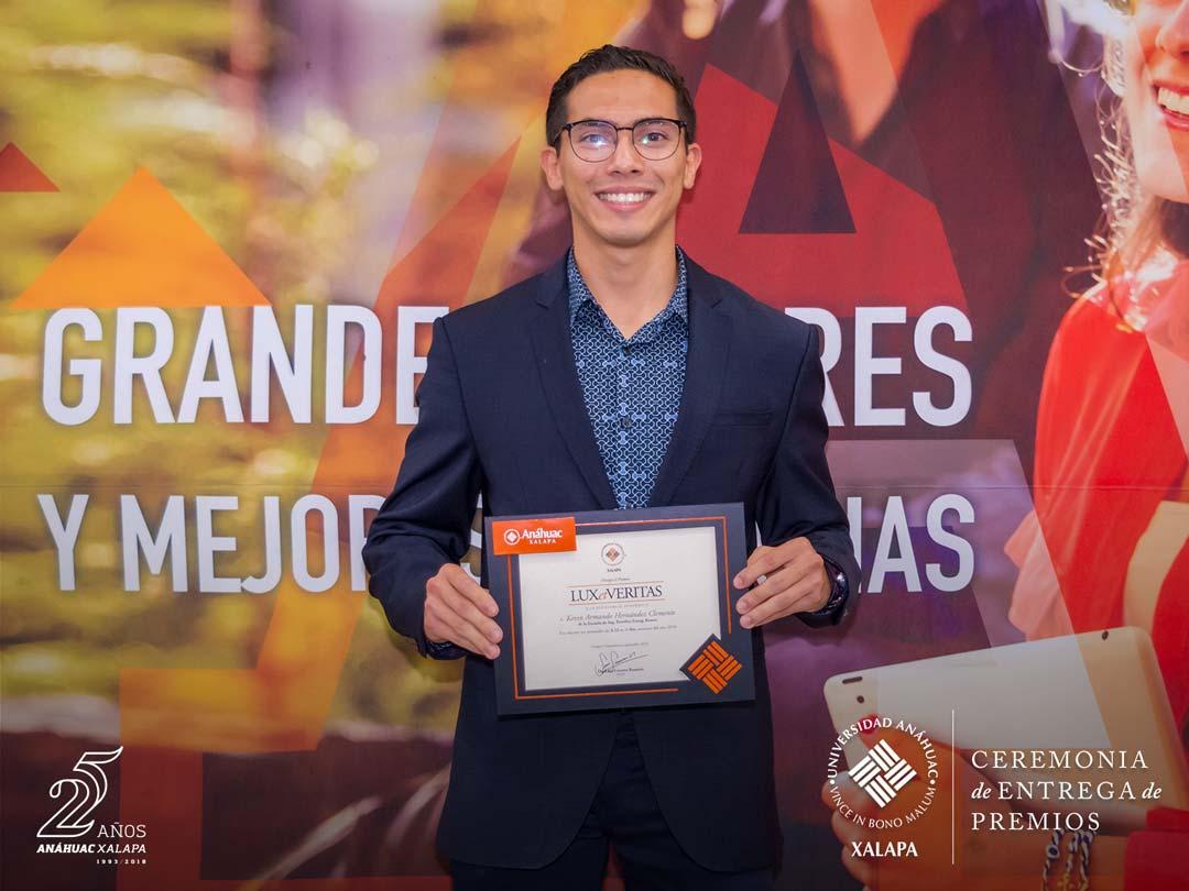 33 / 59 - Entrega de Premios Lux et Veritas y Ser Anáhuac