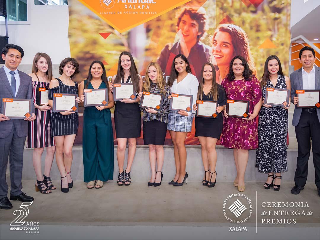 37 / 59 - Entrega de Premios Lux et Veritas y Ser Anáhuac