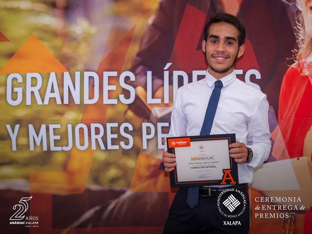 39 / 59 - Entrega de Premios Lux et Veritas y Ser Anáhuac