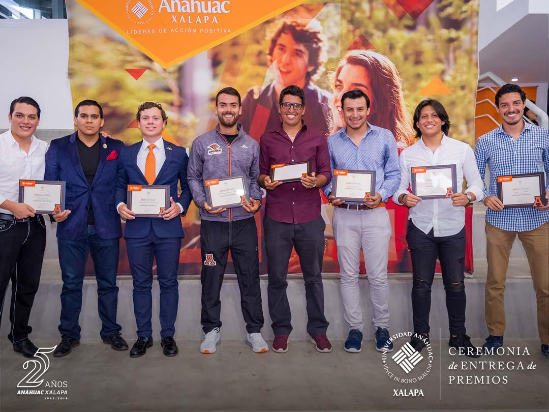 43 / 59 - Entrega de Premios Lux et Veritas y Ser Anáhuac