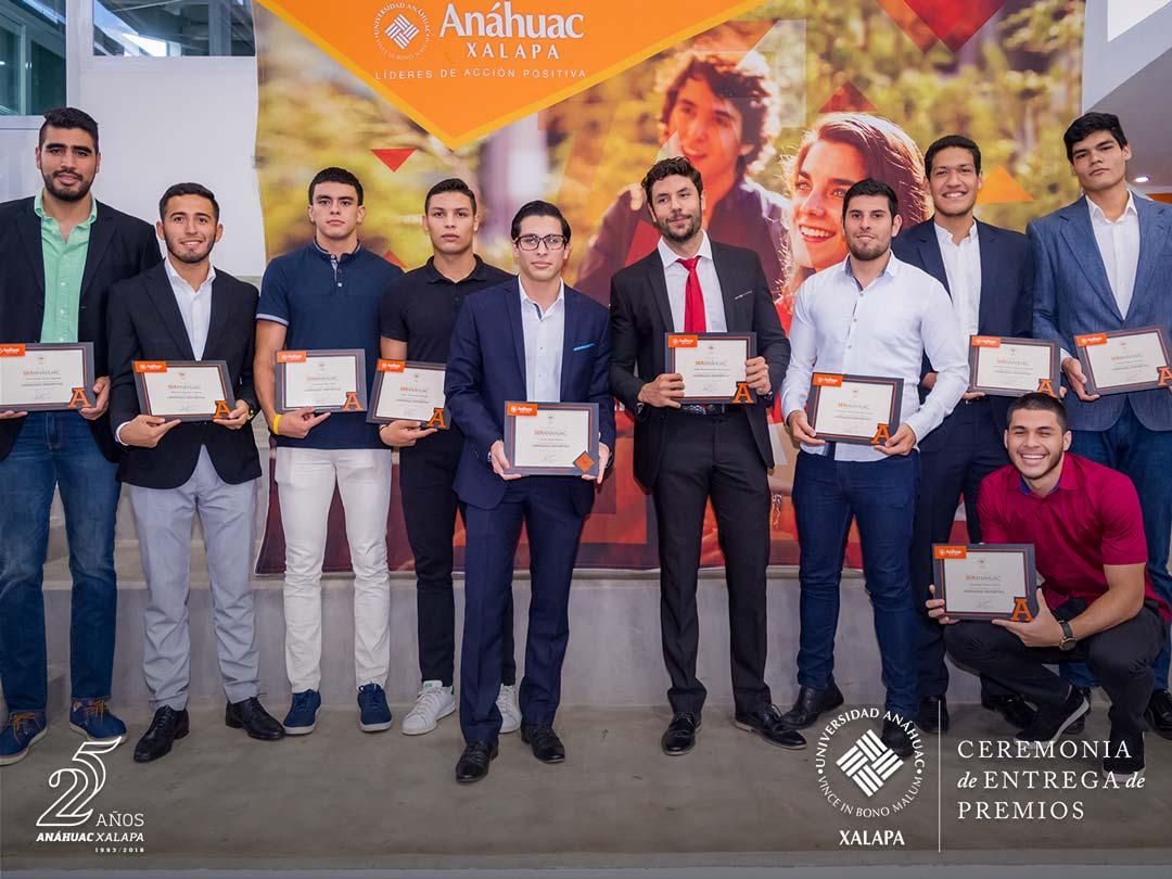 44 / 59 - Entrega de Premios Lux et Veritas y Ser Anáhuac