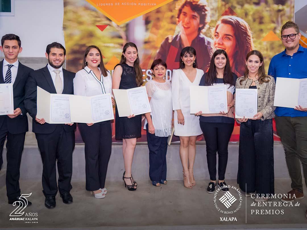 47 / 59 - Entrega de Premios Lux et Veritas y Ser Anáhuac