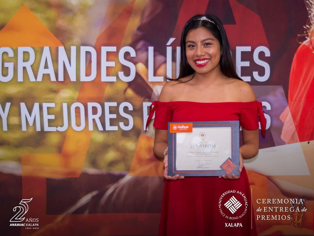 48 / 59 - Entrega de Premios Lux et Veritas y Ser Anáhuac