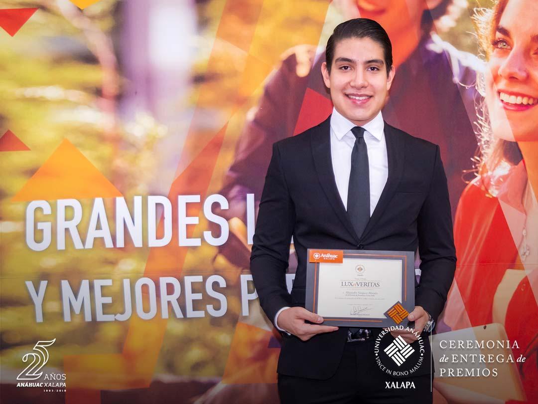 50 / 59 - Entrega de Premios Lux et Veritas y Ser Anáhuac
