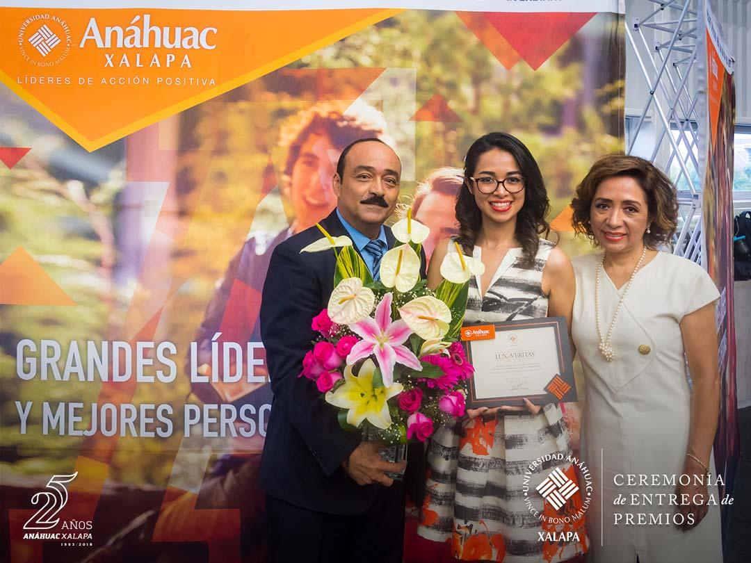 58 / 59 - Entrega de Premios Lux et Veritas y Ser Anáhuac