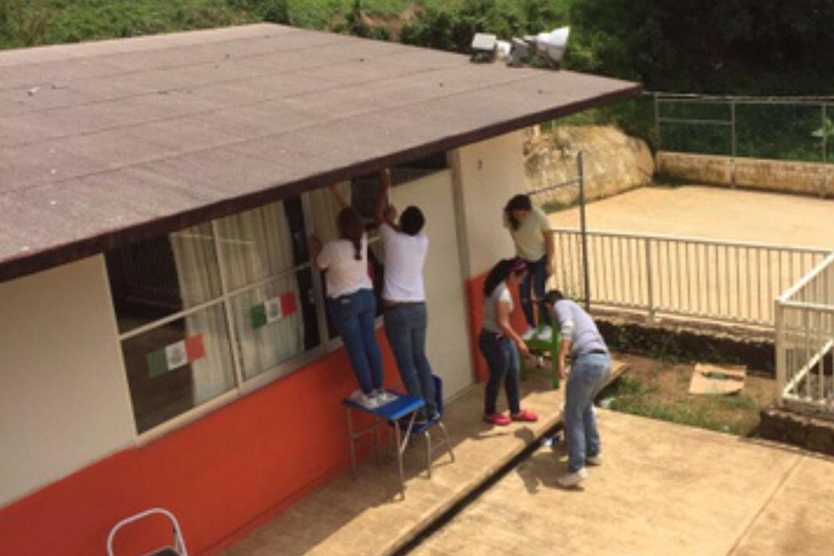 7 / 9 - Acción Social en el Bachillerato Anáhuac