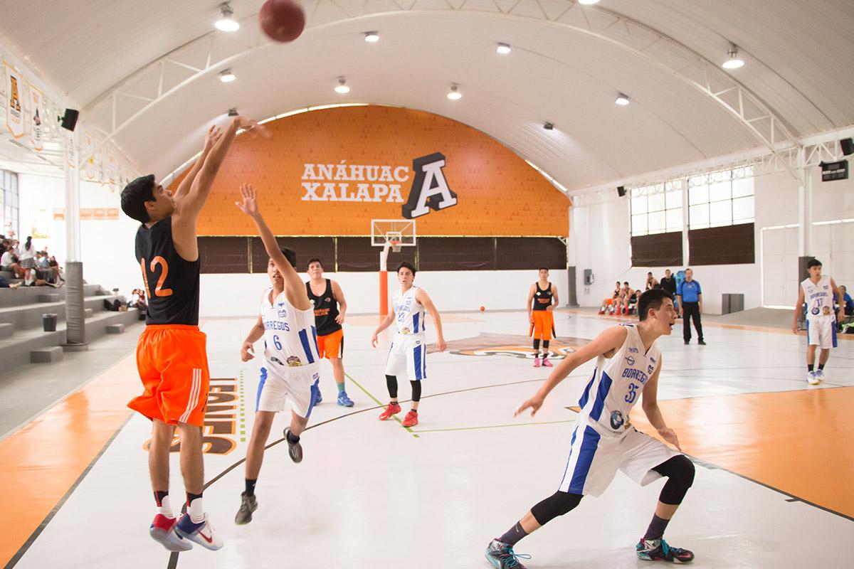 6 / 12 - Basquetbol Varonil vence a ITESM Hidalgo