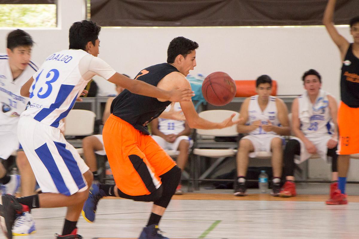 9 / 12 - Basquetbol Varonil vence a ITESM Hidalgo
