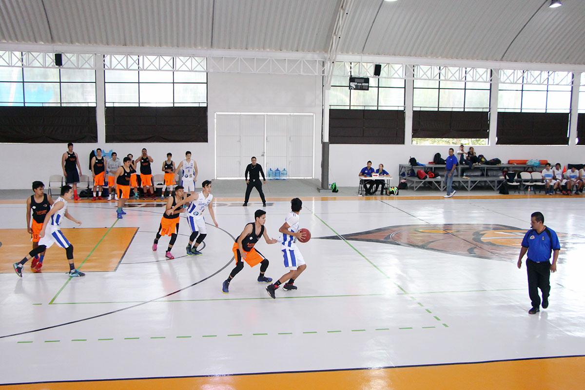 11 / 12 - Basquetbol Varonil vence a ITESM Hidalgo