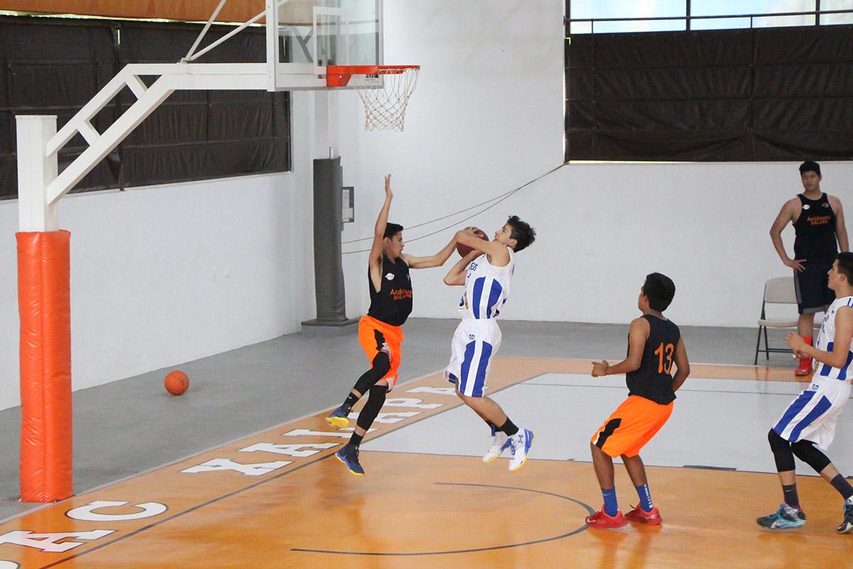 12 / 12 - Basquetbol Varonil vence a ITESM Hidalgo