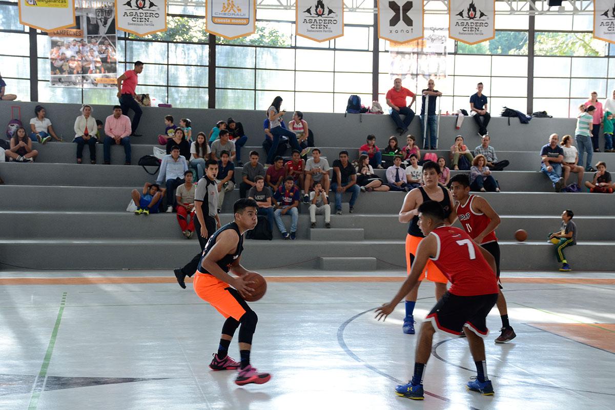6 / 12 - Basquetbol Varonil vence a UPAEP Tehuacán