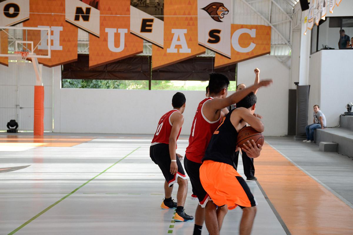 9 / 12 - Basquetbol Varonil vence a UPAEP Tehuacán