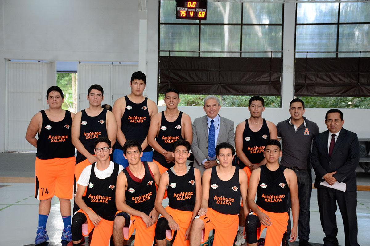 12 / 12 - Basquetbol Varonil vence a UPAEP Tehuacán