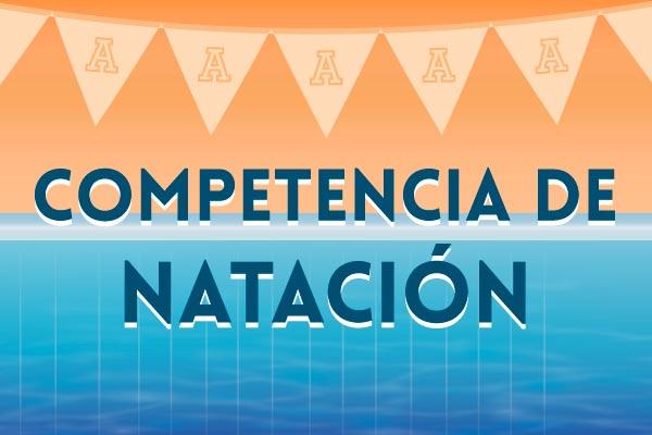 Competencia de Natación Prepa