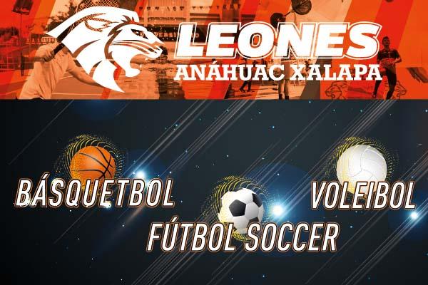 Ruge con Nosotros: Básquetbol ABE, Fútbol y Voleibol CONADEIP