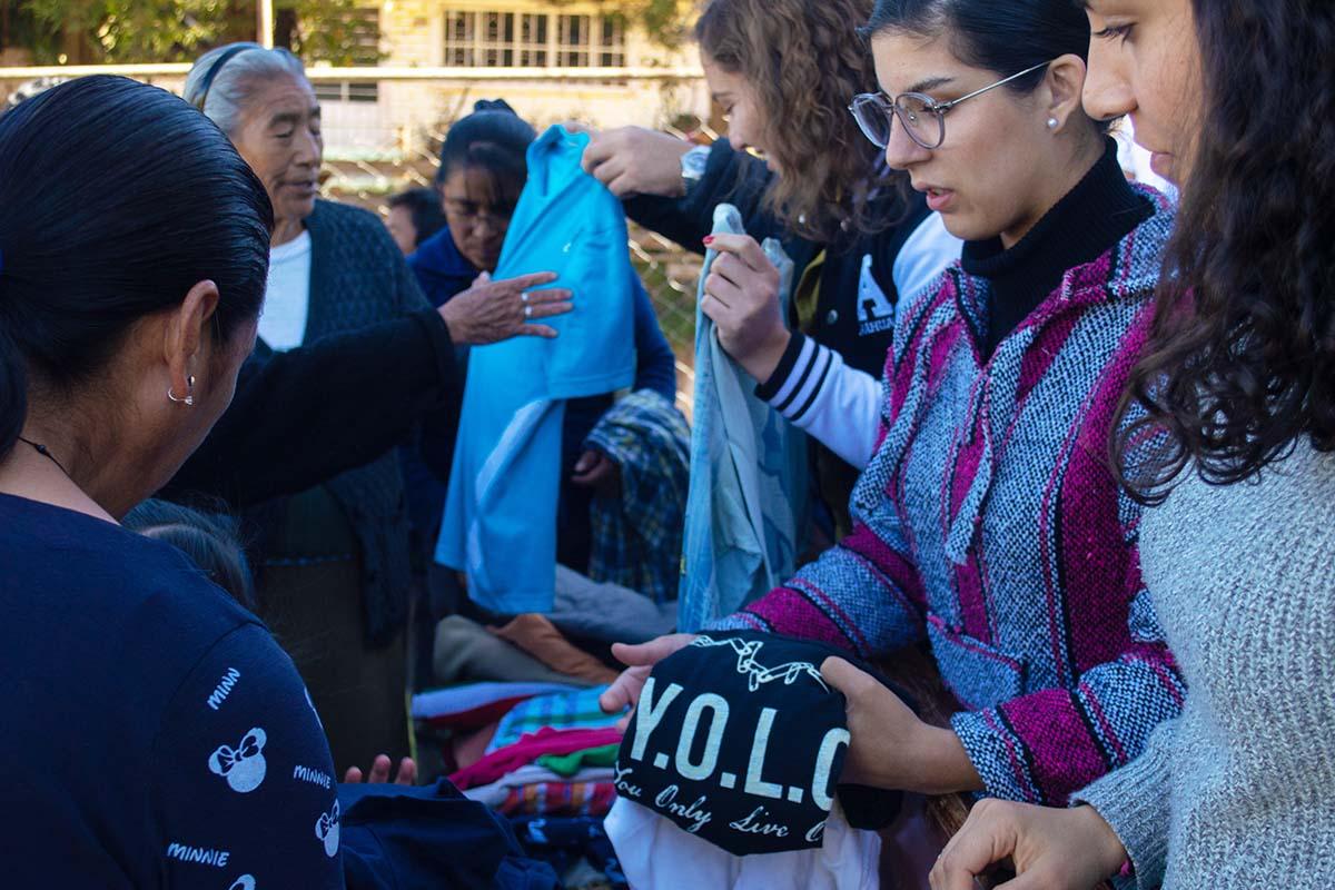 2 / 5 - Actividades con la comunidad de Las Vigas de Ramírez, Ver.